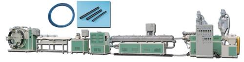 PVC, PE , ABS pipe machine