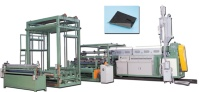 PE, PR, EVA LAMINATING MACHINE