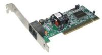 56K PCI Data/Fax Software Modem