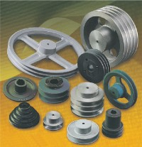 Cens.com CAST IRON PULLEY HOW ARE YOU MACHINERY TRADING CO., LTD.