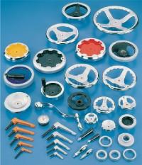 Hand Wheels, Pulleys, Universal Handles, Top-grade Gray Iron Parts