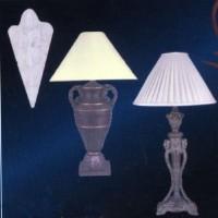 Resin Lamp
