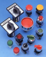 Push Buttons & Selector Switches