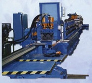 Guard Rail Forming Machine