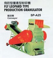 FLY LEOPARD TYPE PRODUTION GRANULATOR