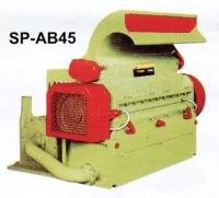 自动连线作业回收粉碎机