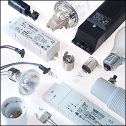 Components for Incandescent Lamps