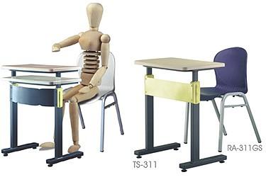 学校用课桌椅椅