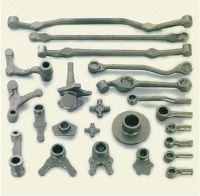 steel/ aluminum forged parts