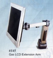 Gas LCD Extension Arm