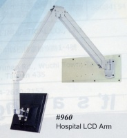 Hospital LCD Mount