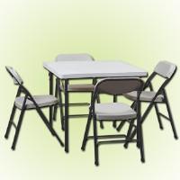 Cens.com 5-PC Card Table Set WOK & PAN IND. INC.