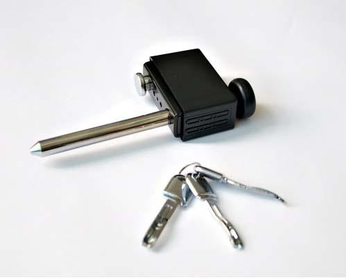 New Curve Key Pin Lock
