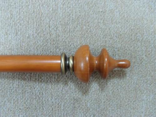 Calabash Wood Pole Set