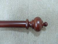 Pot Cap Wood Pole Set