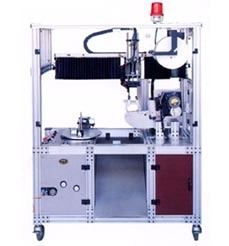 (CABLE) AUTOMATIC WINDING AND TYING MACHINE