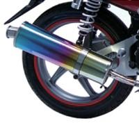 High-efficiency exhaust pipe