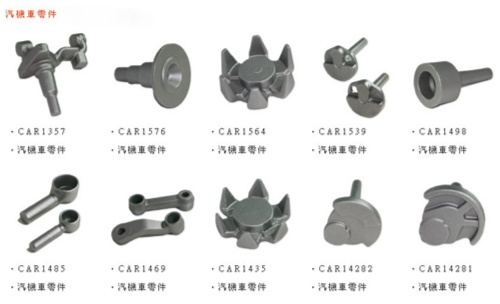 Forged Auto Parts