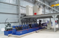 高周波碳钢管制管机