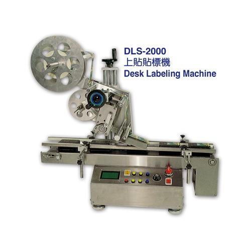 Desk Labeling Machine