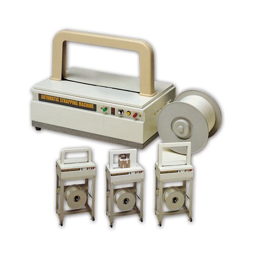 Compact Automatic Strapping Machine
