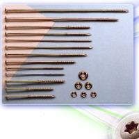 Cens.com chipboard screw LONG HWA SCREW WORKS CO., LTD.