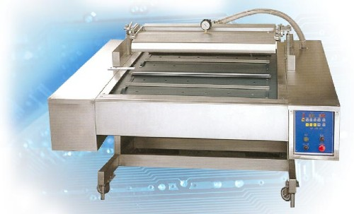 Automatic Continuous Vacum Sealing and Packaging Machine