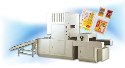 Soft Bag Vacuum Flattening Machine
