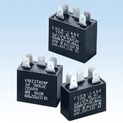 结构改良之新型式电容器