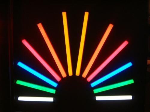LED Border Tube