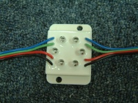 Full color changing ~ 100 RGB LED Channel Lit Modules