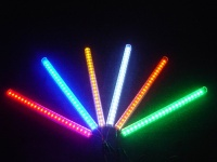 Full color changing ~RGB LED Border Tube