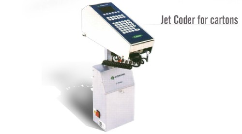 Jet Coder for cartons