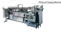 Filling and Capping Machine
