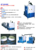 SPRAY TYPE AUTOMATIC PARTS WASHER