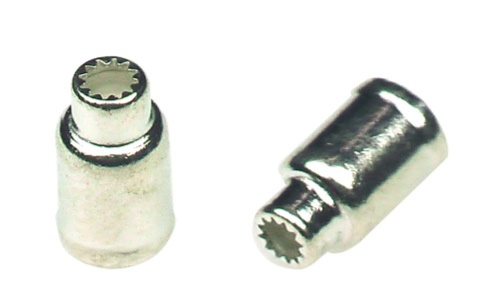 CRIMP TUBING - Punched, lathed, pressed products