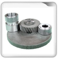 Worms, Gears for Electric-Powered Tools, Gears for Air Tools, Gear Shafts for Motors, Transfer Case