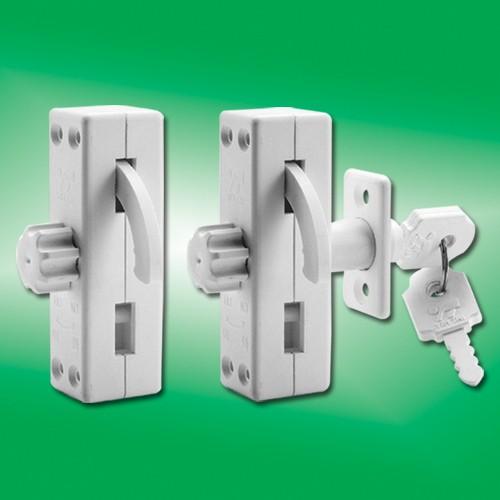 Folding Door Lock