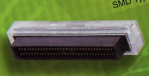 Mini U320/SE HPD68M Terminator, SMD Type With LED