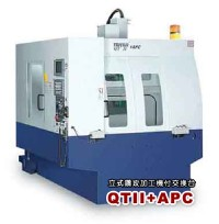 CNC TAPPING & MILLING CENTER WITH AUTO PALLET CHANGER