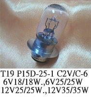 MOTORCYCLE HEAD LIGHT BULB