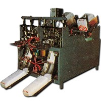 Automatic Paper Meal Box Maker(Hot Wind)