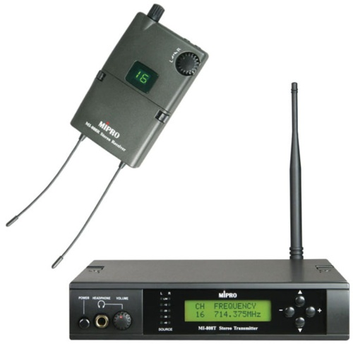 Wireless In-ear Monitoring System