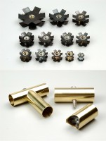 Star-Shaped Pipe Plugs