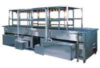 Tunnel Water Washing Conveyer