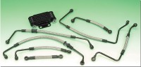 Oil Cooler Hoses and Oil Coolers