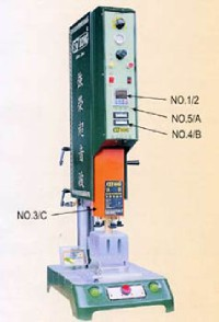 β型式光學尺數控型超音波熔接機