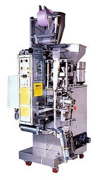 AUTO FILLING & WELDING M/C FOR SYNTHETIC FABRIC PACKING