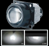 Hi/Low Projector for Headlamp  (Big size)