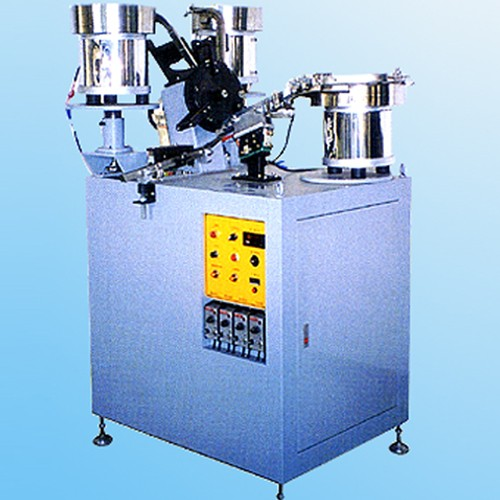 Fully automatic screw & washer assembly machines